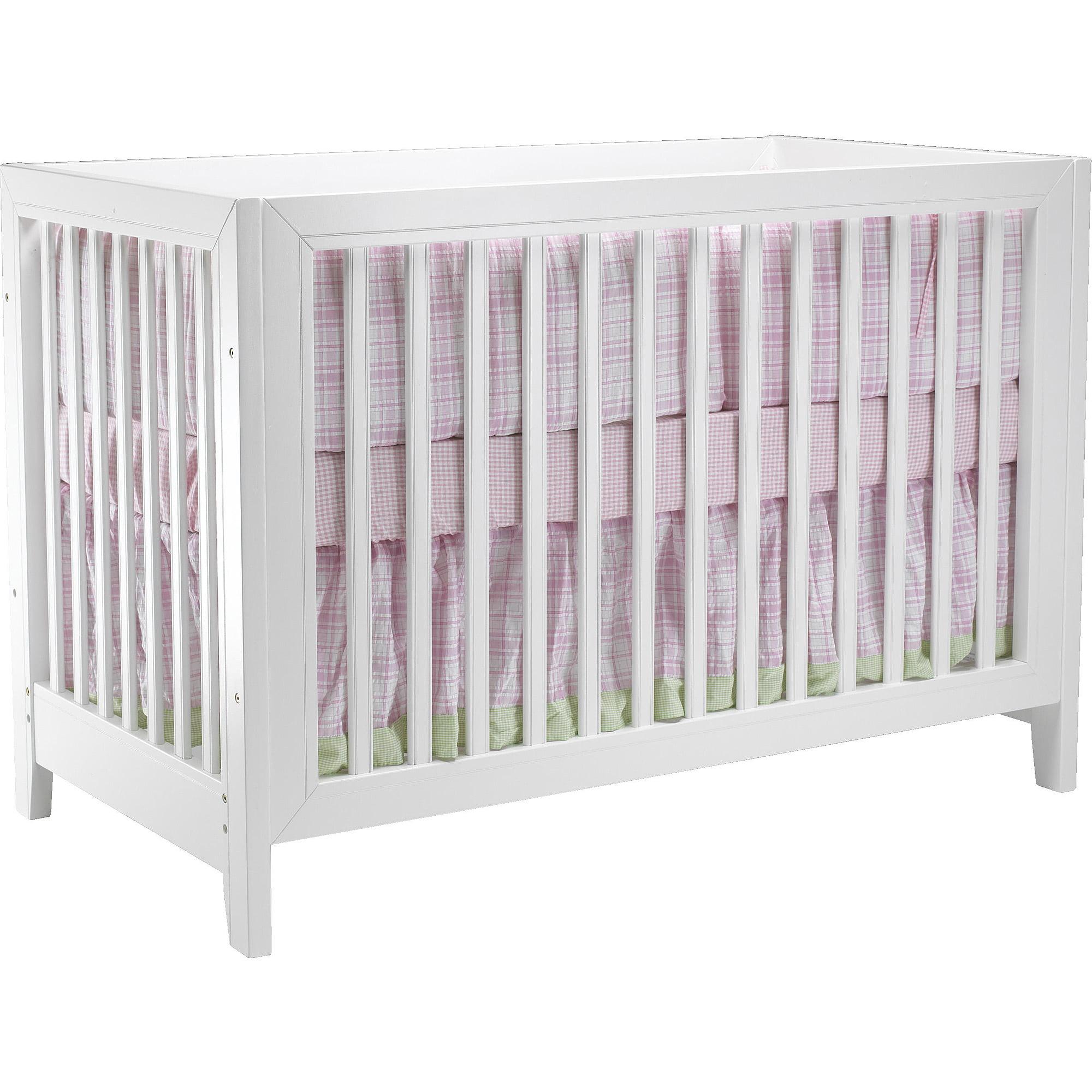 Sorelle Jordan Fixed-Side Crib, Choose Your Finish