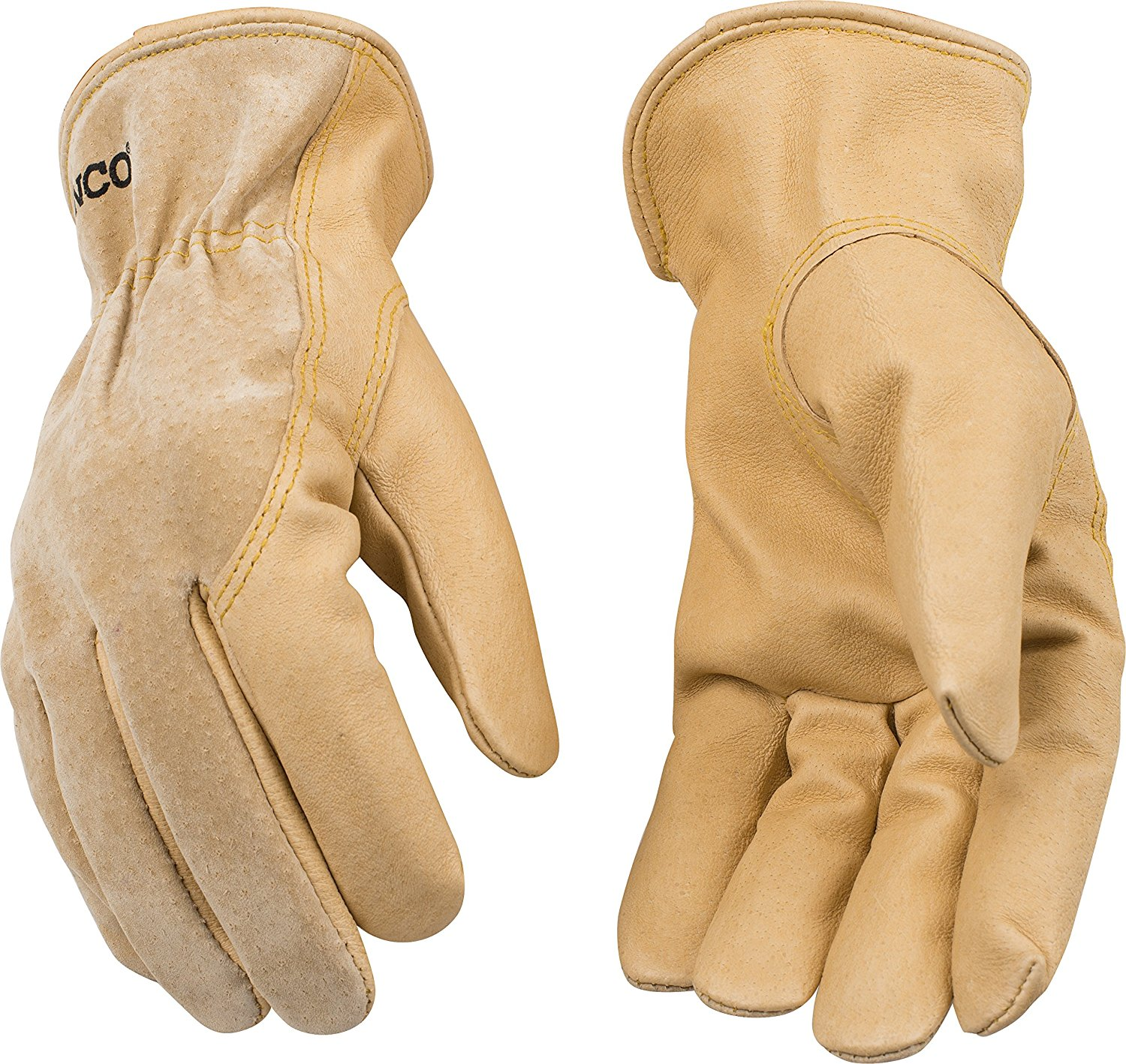 UNLINED GRAIN PIGSKIN DRIVER GLOVE