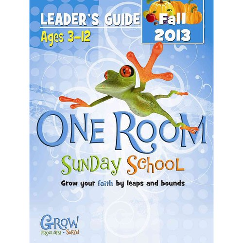 One Room Sunday School, Ages 3-12