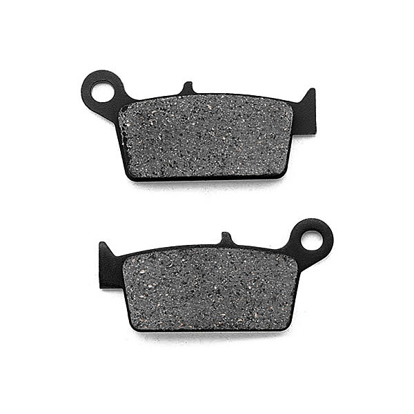 KMG 1991-1992 Honda XR 600 R Rear Non-Metallic Organic NAO Disc Brake Pads Set - image 4 of 4