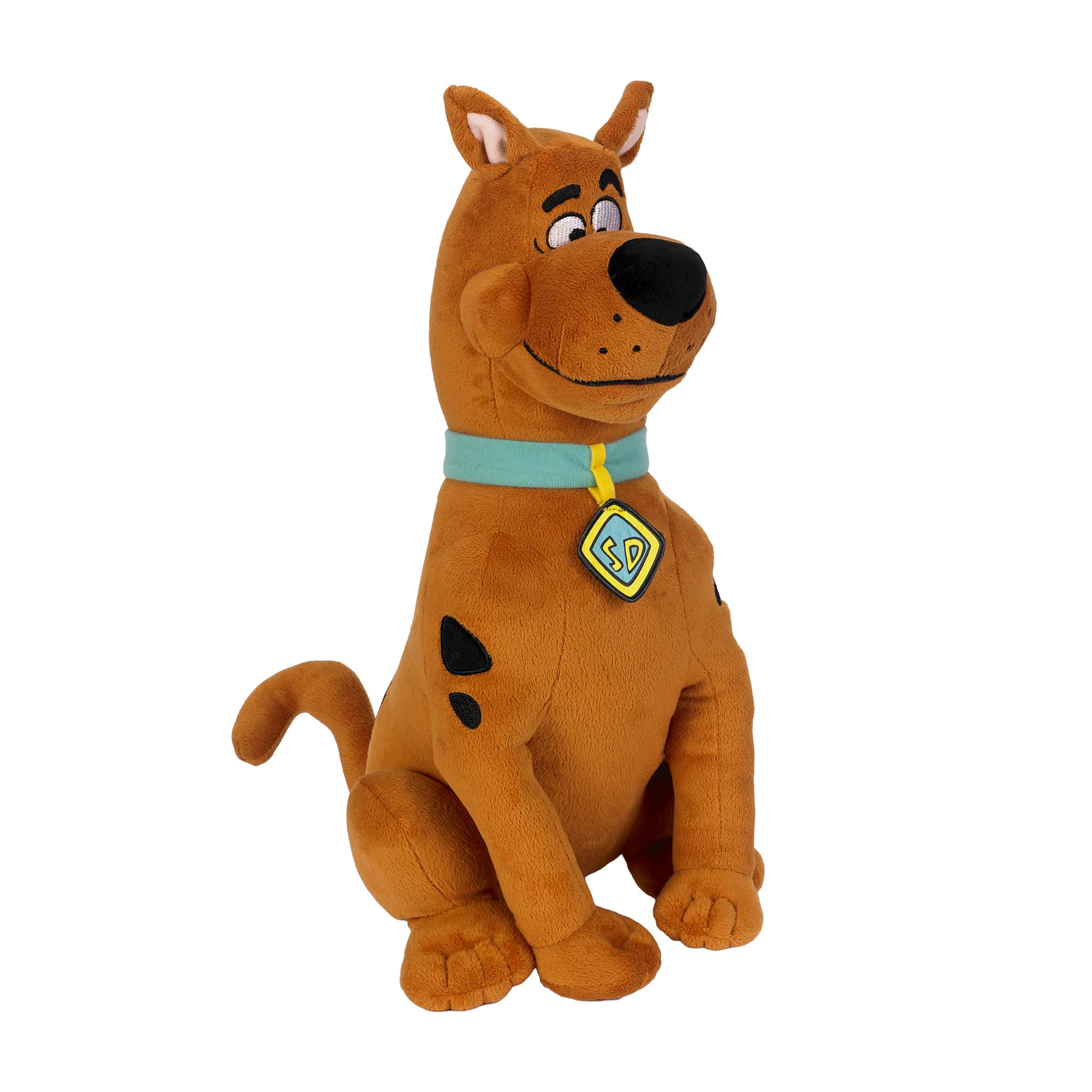 "Very nice condition Vint. Scoob 17/"" Plush Scooby Doo Movie Stuffed animal 2020"