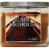 719 Walnut Avenue Rustic Lakehouse Scented Candle, 14 Oz.