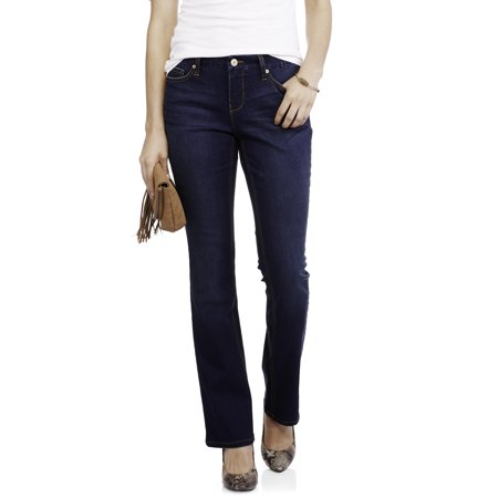 b8cd11d3c77 Faded Glory - Women s Bootcut Jeans - Walmart.com