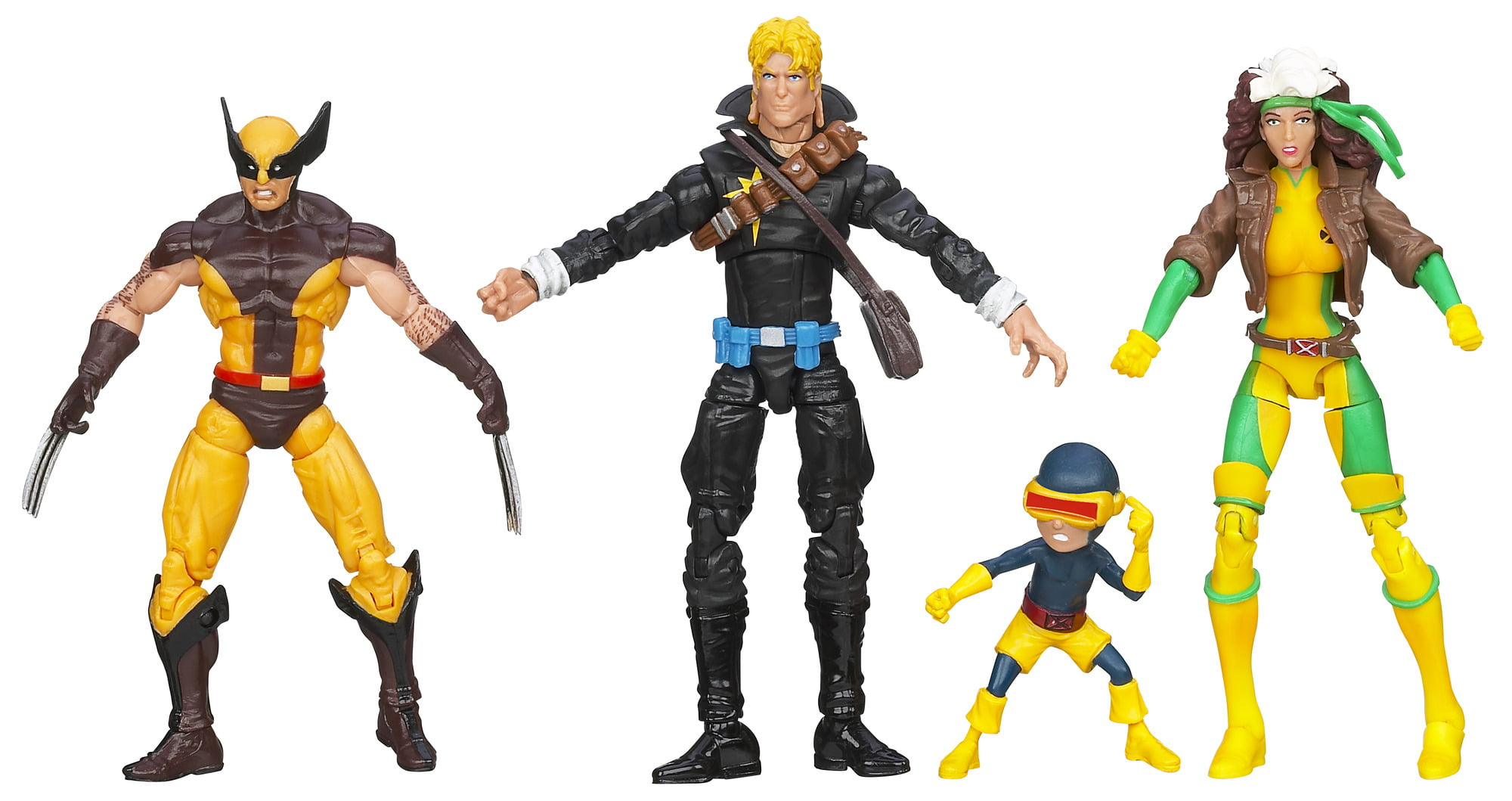 "Marvel Universe Super Hero Team Packs The Uncanny X-Men 3.75"" Action Figure Set by Hasbro"