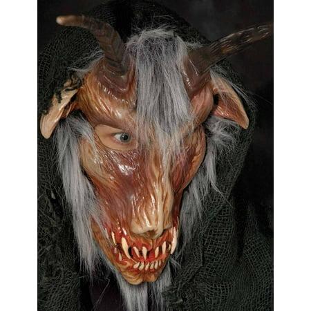 Krampus Masks (Krampus