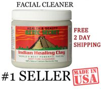 Indian Healing Clay Mask Aztec Secret Pack