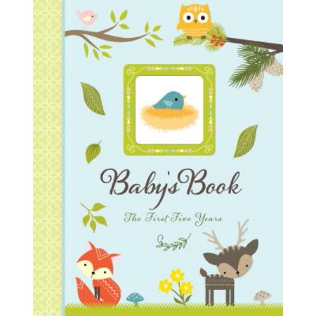 Baby's Book : The First Five Years A Babys First Year Calendar