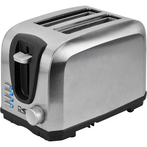 Kalorik 2-Slice Toaster, Stainless Steel