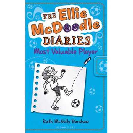 The Ellie McDoodle Diaries: Most Valuable Player - eBook
