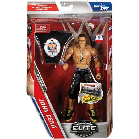 John Cena - WWE Elite 50 - John Cena Wristbands