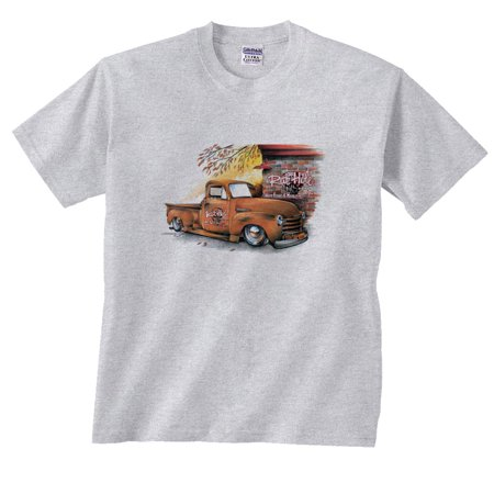 48 Chevrolet Pickup Truck Rat Hole Bar Chevy Trucks T Shirt