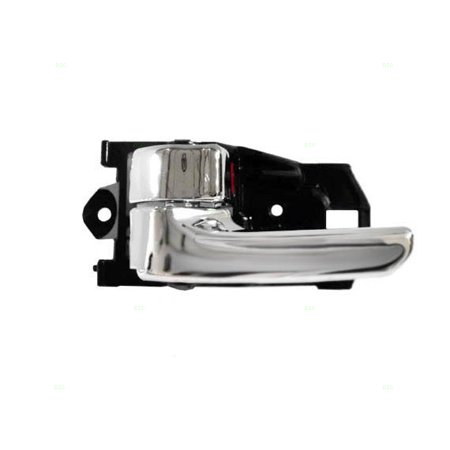 Drivers Inside Inner Chrome Specialty Door Handle Replacement for Toyota Camry Sienna Van 69206AA010B0 ()