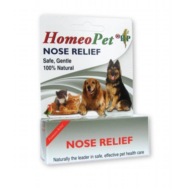 HOMEO PET 015HP06-15 HomeoPet Nose Relief  15 ml