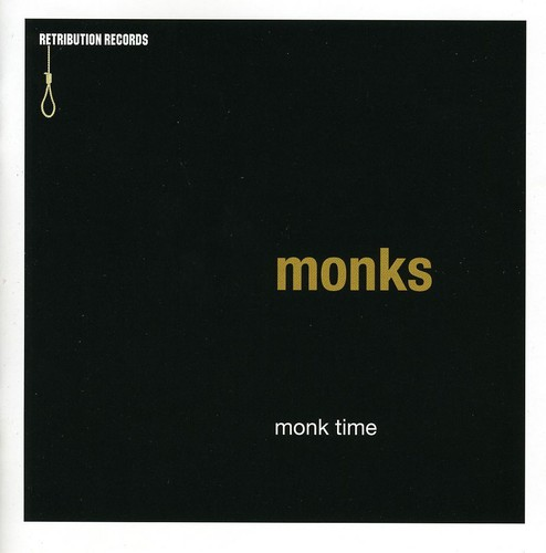Monks - Monk Time [CD]