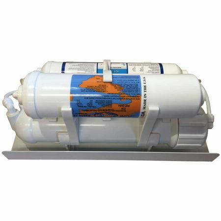 Mikro Delta 4 Stage Portable Ro System Plus Di With 75 Gpd Membrane  Former Psi System