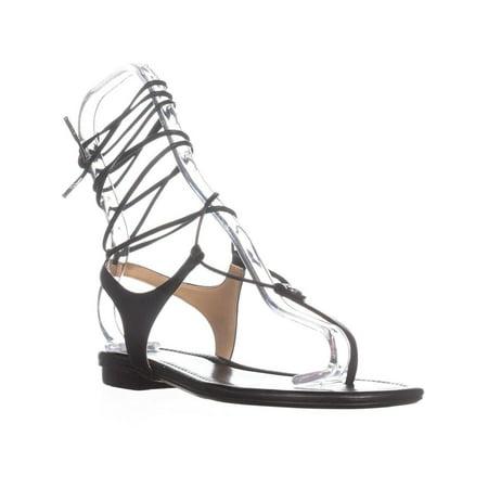 c76f552845a Michael Kors - Womens MICHAEL Michael Kors Sofia Flat Lace-Up Sandals