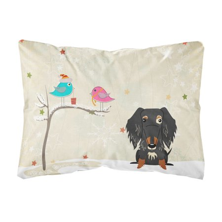 Christmas Presents between Friends Wire Haired Dachshund Dapple ...