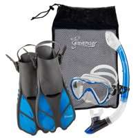 Seavenger Aviator Snorkeling Set | Kids And Adults