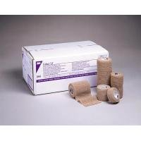 2086 Self Adherent Wrap  Latex Free  Non Sterile  6   X 5 Yd  Size  Tan  Pack Of 12   Does Not Contain Natural Rubber Latex In The Product Or Its Packaging By 3M Health Care