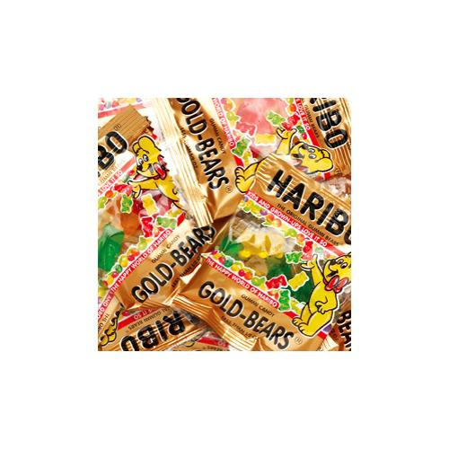Haribo Gold-Bears: .5  oz 72 count