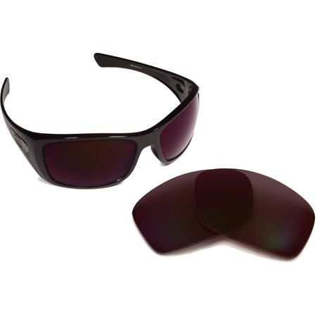 HIJINX Replacement Lenses Classic Grey by SEEK fits OAKLEY (Hijinx Sunglasses)