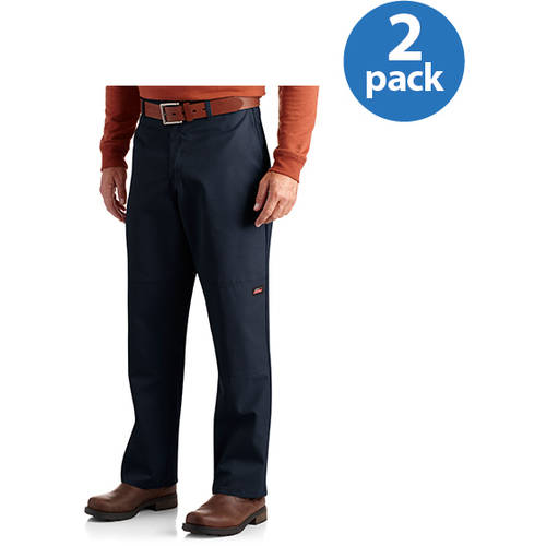 Dickies Men's Regular Fit 6 Pocket Jean, 2 Pack