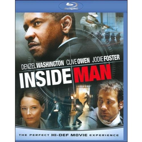 Inside Man (Blu-ray) (With BD Live) (Widescreen)