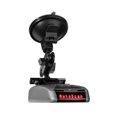 Suction Mount Radar Detector Bracket - Beltronics RX STI GX65