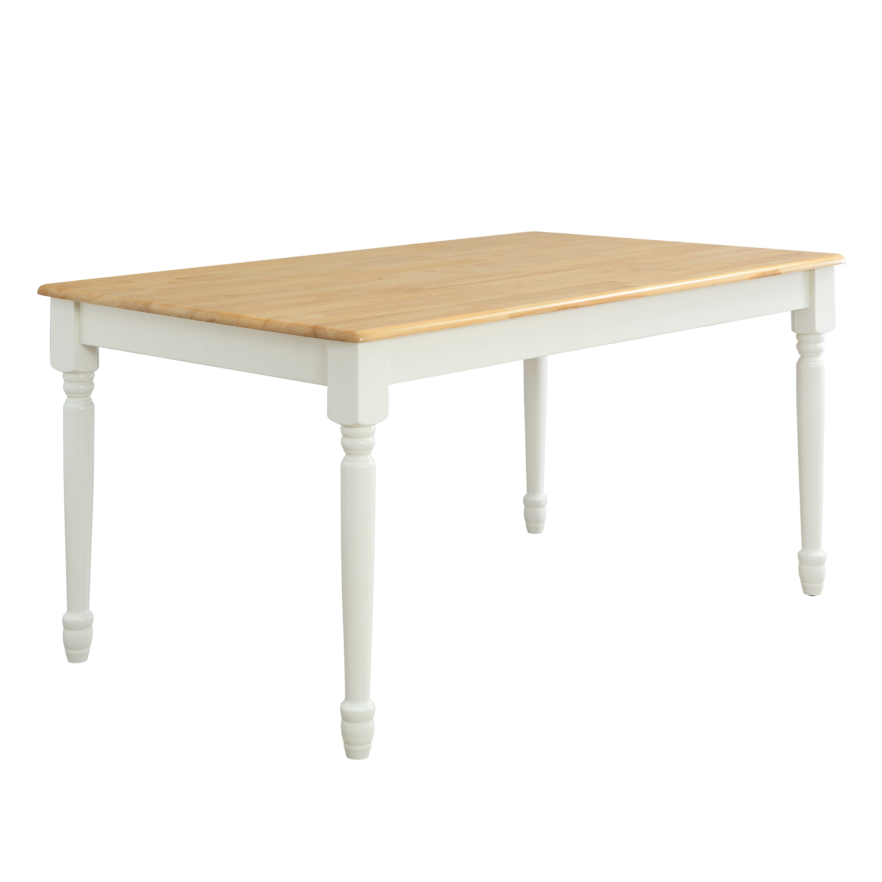 Better Homes And Gardens Autumn Lane Farmhouse Dining Table, Multiple  Finishes