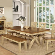 Chelsea Home Vail Trestle Dining Table
