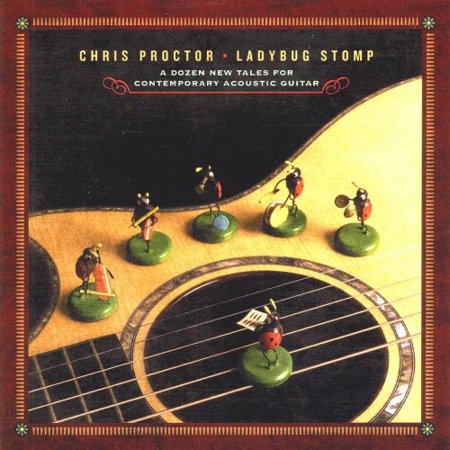 Chris Proctor   Ladybug Stomp  Cd