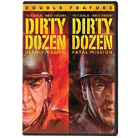 The Dirty Dozen: The Deadly Mission & The Fatal Mission (DVD)