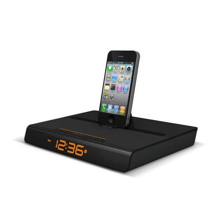 Memorex Dual Alarm FM Clock Radio plus Auxiliary input for ipod or Android