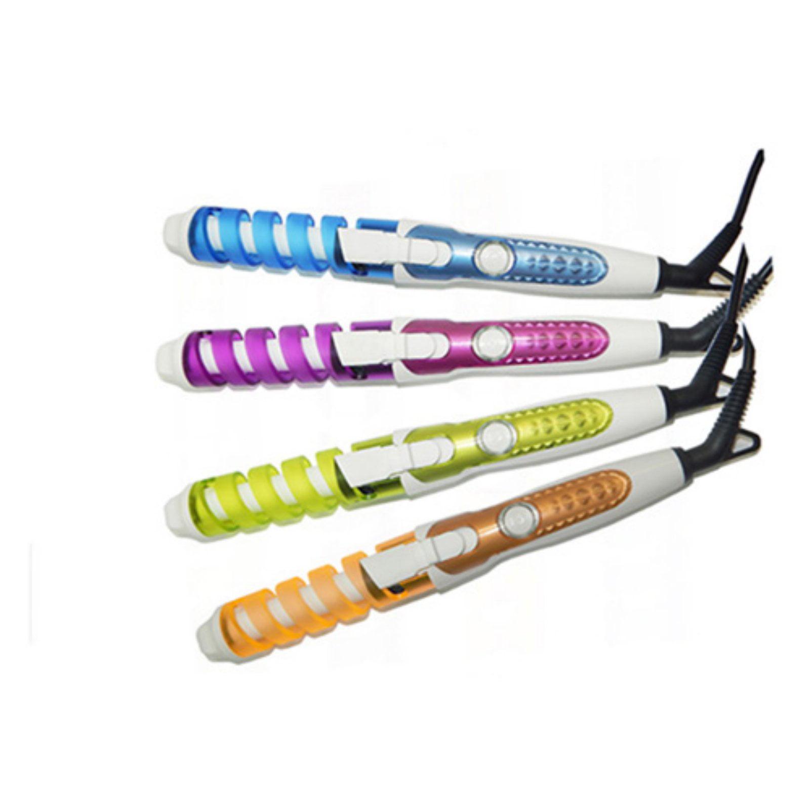 Z-Comfort Premium Neon Hair-Curling Iron