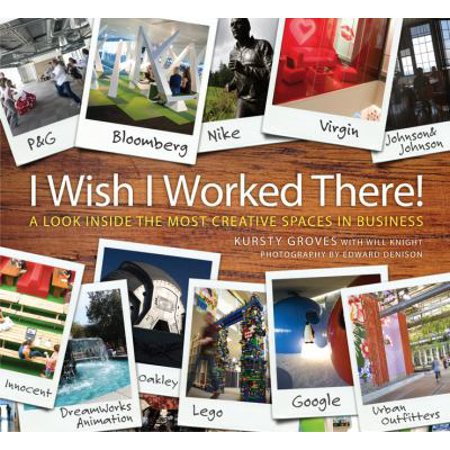 I Wish I Worked There   A Look Inside The Most Creative Spaces In Business