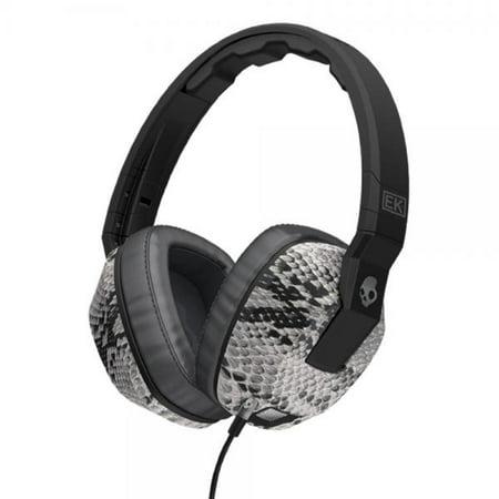 Skullcandy Crusher Headphones With Built In Amplifier And Mic  Koston Snake