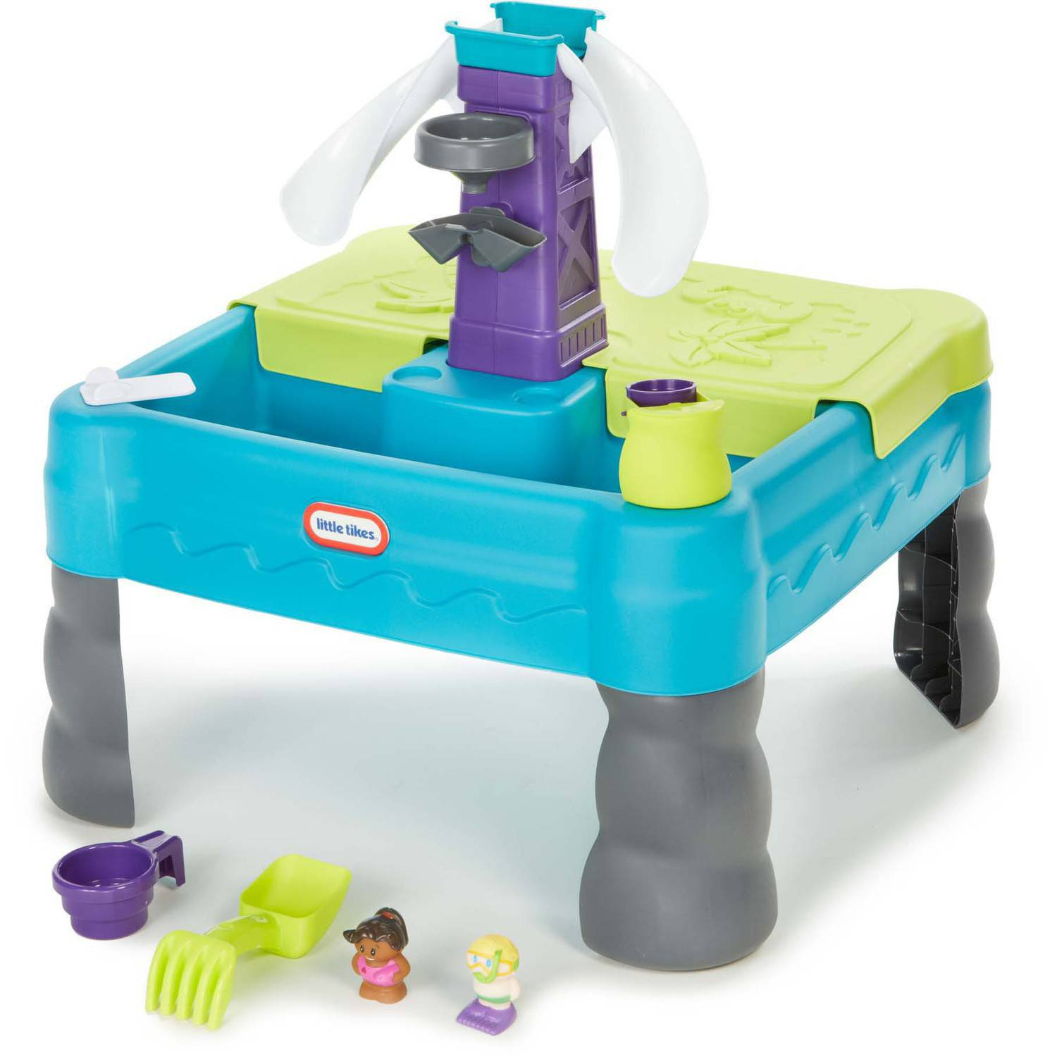 Little Tikes Sandy Lagoon Waterpark Play Table by MGA Entertainment