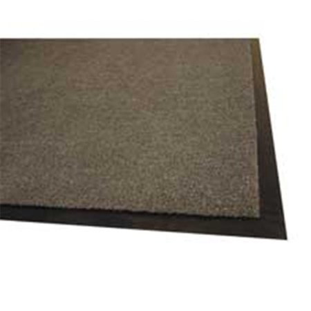 Indoor Mat- Moisture Absorbent- Vinyl Back- 3ft.x5ft.- Charcoal - image 1 de 1