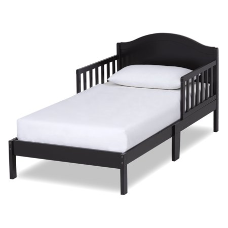 Dream On Me Sydney Toddler Bed Black