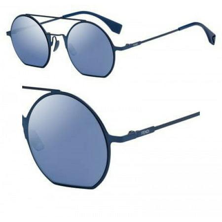 Sunglasses Fendi Ff 291 /S 0PJP Blue / 3J azure mirror lens