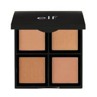 e.l.f. Bronzer Palette, Bronzed Beauty