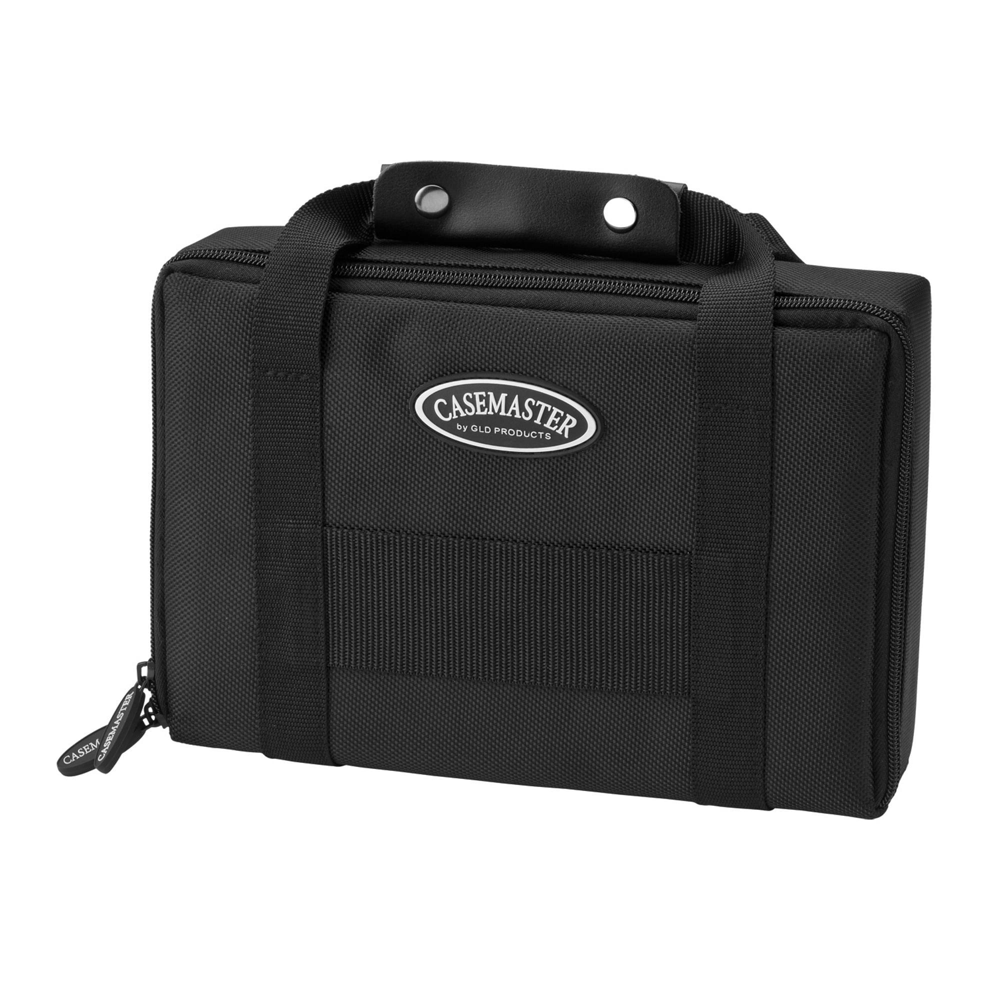 Casemaster Classic Black Nylon Dart Case