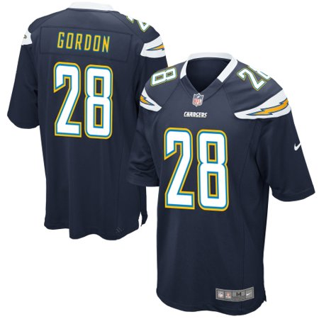 Melvin Gordon III Los Angeles Chargers Nike Game Jersey Navy 2XL