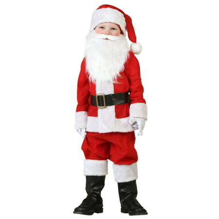 Toddler Santa Costume (Toddler Santa Costume)