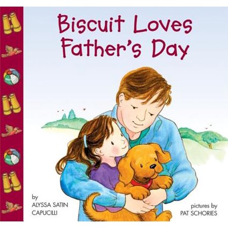 Biscuit Loves Father's Day - Superhero Father's Day