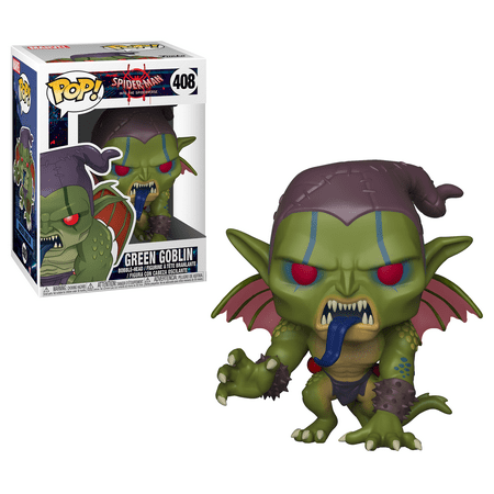 Funko POP! Marvel: Animated Spider-Man - Green Goblin