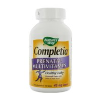 Completia Prenatal Multi Vitamin Tablets By Naturesway - 180 Ea