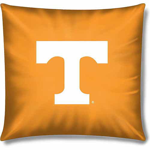 "NCAA Tennessee Volunteers Official 15"" Toss Pillow"