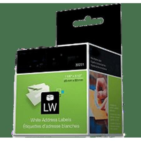New compatible DYMO LabelWriter EL40 DYMO 30251 White Address Label Roll (130 per roll)
