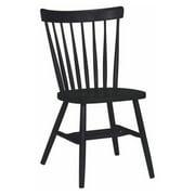 International Concepts Copenhagen Dining Chair with Plain Legs
